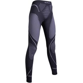 UYN W's Evolutyon UW Long Pants Charcoal/White/Light Grey